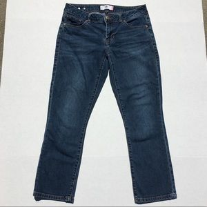 Cabi new Crop jeans size 4 (2)